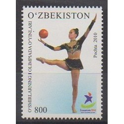 Uzbekistan - 2010 - Nb 763 - Various sports