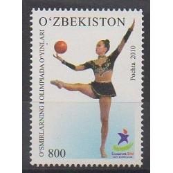 Ouzbékistan - 2010 - No 763 - Sports divers
