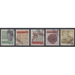 Faroe (Islands) - 1981 - Nb 59/63 - Various Historics Themes - Used