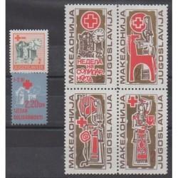Yougoslavie - 1991 - No 2347A/2347F - Santé ou Croix-Rouge
