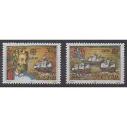 Yugoslavia - 1992 - Nb 2397/2398 - Christophe Colomb - Europa