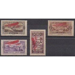Greater Lebanon - 1926 - Nb PA13/PA16