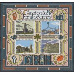France - Blocks and sheets - 2020 - Nb F5384 - Sights - Dublin