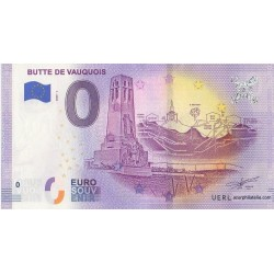 Euro banknote memory - 55 - Butte de Vauquois - 2020-1