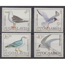 Yougoslavie - 1984 - No 1935/1938 - Oiseaux
