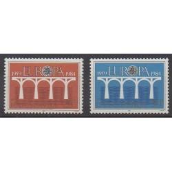 Yugoslavia - 1984 - Nb 1925/1926 - Europa