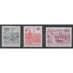 Yougoslavie - 1984 - No 1969/1971 - Sites