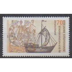 Allemagne - 2006 - No 2381 - Navigation