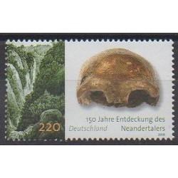 Allemagne - 2006 - No 2375 - Histoire