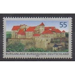 Allemagne - 2006 - No 2371 - Châteaux