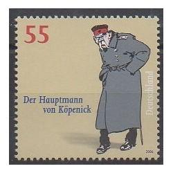 Allemagne - 2006 - No 2380 - Histoire