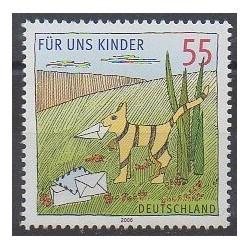 Allemagne - 2006 - No 2379 - Enfance