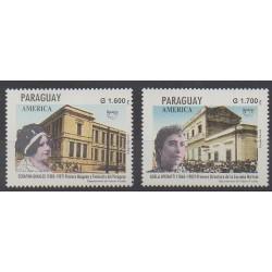 Paraguay - 1998 - Nb 2764/2765 - Celebrities
