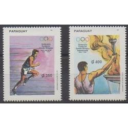 Paraguay - 1994 - Nb 2655/2656 - Summer Olympics