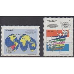 Paraguay - 1994 - Nb 2657/2658