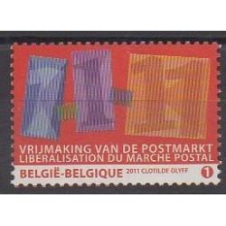 Belgium - 2011 - Nb 4070 - Postal Service
