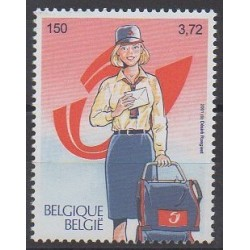 Belgium - 2001 - Nb 2996 - Postal Service - Philately