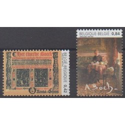Belgium - 2002 - Nb 3056/3057 - Art