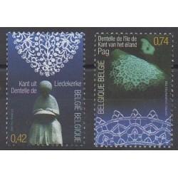Belgium - 2002 - Nb 3087/3088 - Art
