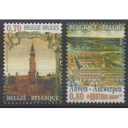 Belgium - 2006 - Nb 3535/3536 - Monuments