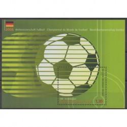 Belgique - 2006 - No BF113 - Coupe du monde de football