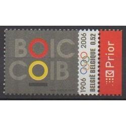 Belgium - 2006 - Nb 3524 - Winter Olympics - Summer Olympics