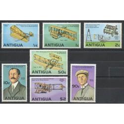 Antigua - 1978- Nb 484/490 - Planes
