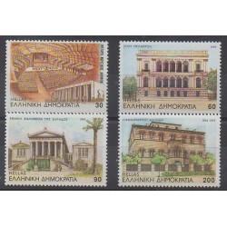 Grèce - 1993 - No 1828/1831 - Monuments