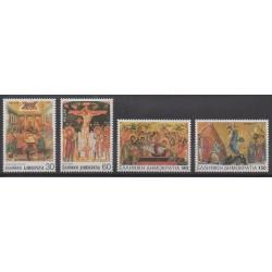 Grèce - 1994 - No 1833/1836 - Pâques