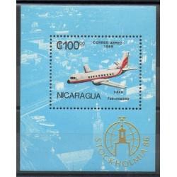 Nicaragua - 1986- Nb BF 177 - Planes