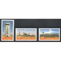 Palestine - 1999- No 84/86 - Avions