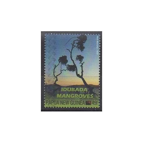 Papua New Guinea - 2014 - Nb 1602 - Sights