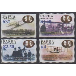 Papua New Guinea - 2003 - Nb 943/946 - Planes