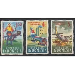 Indonésie - 1967- No 516/518