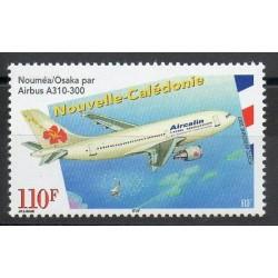 Nouvelle-Calédonie - Poste aérienne - 2001- No PA349 - Avions