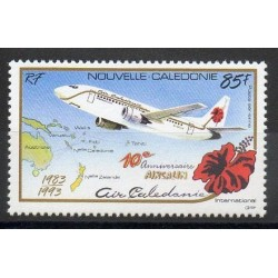 Nouvelle-Calédonie - Poste aérienne - 1993- No PA305 - Avions
