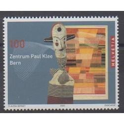 Swiss - 2005 - Nb 1851 - Art
