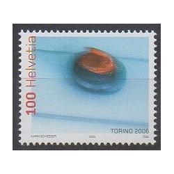 Swiss - 2005 - Nb 1875 - Winter Olympics