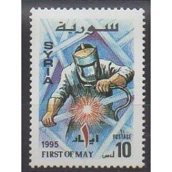 Syria - 1995 - Nb 1032