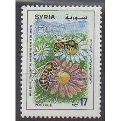 Syrie - 1995 - No 1030 - Insectes
