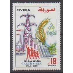 Syria - 2000 - Nb 1136