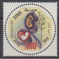 Syrie - 2015 - No 1555