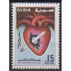 Syrie - 1998 - No 1111 - Santé ou Croix-Rouge