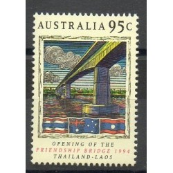Australie - 1994- No 1358 - Ponts