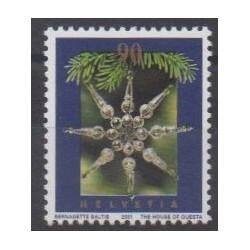 Swiss - 2001 - Nb 1701 - Christmas