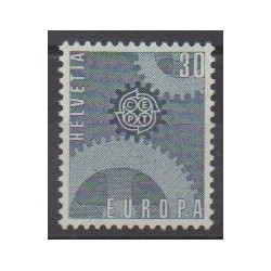 Swiss - 1967 - Nb 783 - Europa