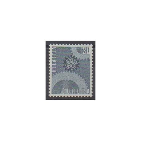 Swiss - 1967 - Nb 783 - Europa