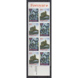 Faroe (Islands) - 1995 - Nb C285 - Christmas