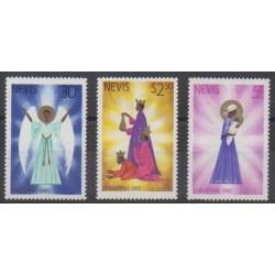 Nevis - 1980 - Nb 48/50 - Christmas