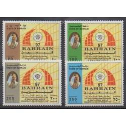 Bahrain - 1997 - Nb 618/621 - Various sports